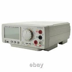 4 1/2 Digit LCD Display True RMS Bench Type Digital Multimeter with Backlight