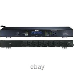 Apc G5blk 9-outlet G-type Rack-mountable Power Conditioner