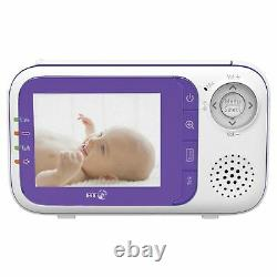 BT 1000 Digital Video Sound PARENT UNIT ONLY Baby Monitor COLOUR Display Screen