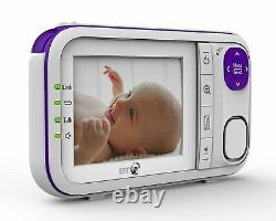 BT 1030 Digital VIDEO SOUND Baby Monitor 2.8 Inch COLOUR LCD Display Screen VGC