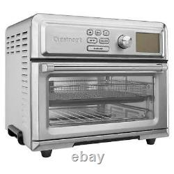 Cuisinart Digital Air Fryer Toaster Oven, Dehydrating and Proofing, Slow Cook