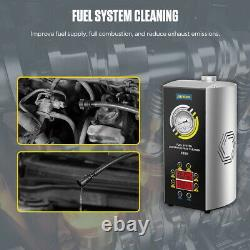 Fuel Injector Cleaner Cleaning Machine Non-Dismantle Fuel System Cleaning Tool
