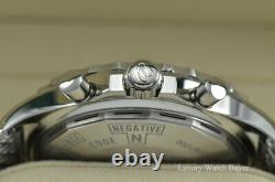 Mens Breitling Chronospace Jet Team Limited Edition Stainless Steel Watch A78365