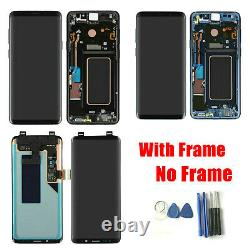 Original LCD Display Touch Screen Digitizers For Samsung Galaxy S9 Plus SM-G965F