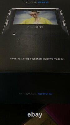 Phase One IQ1 40 Digital Back Good Condition