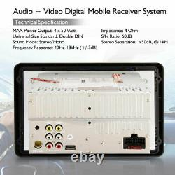 Pyle PLRVST400 RV Wall Mounted LCD Display Audio Video Digital Receiver System