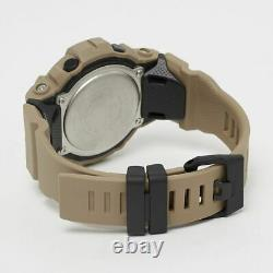 Casio G-shock Pour Hommes Gbd800uc-5er Coyote Brown Military Diver Watch Bluetooth