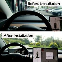 Hud Digital Performace LCD Head Up Display Dashboard Guage Pour Tesla Model 3